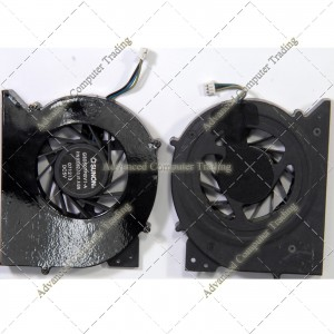 TOSHIBA Satellite P300-2** (Version 1) Fan Ksb0505ha
