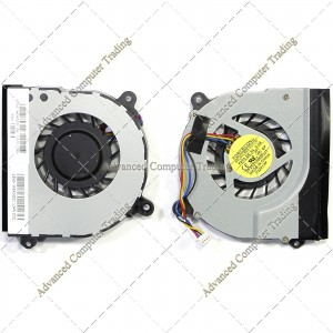 TOSHIBA Satellite M500 Fan Dfs531205m30t (Dc5v 0.5A)