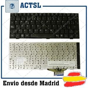 Teclado Español ASUS EEEPC Blanco 700 701 900 901 900HD 2G eee pc eepc epc ee pc