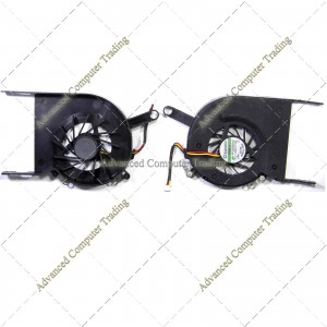 TOSHIBA Satellite L30 L35 Series Fan Gc054509vh-A B3112.13.V1.F.Gn