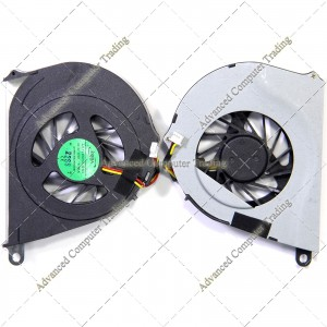 TOSHIBA Satellite L755 L755d Fan Ab7705hx-Gb3