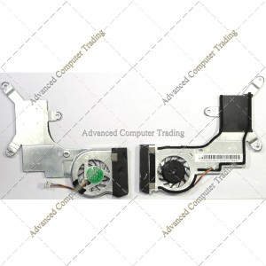 ACER One D25 (Some Scratches) Fan Gc053507vh-A (13.V1.84041.F.Gn 5V 0.8W)
