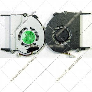 ACER Aspire One 521 Fan Ab6505hx-Gbb