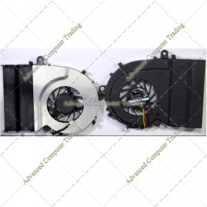 ACER Tm6410 Tm6490 Tm6592 Fan Udqfzzh14c1n Gb0507pgv1-A 13.V1.B2414.F.Gn