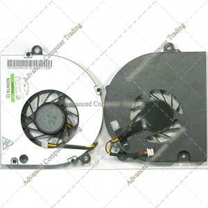 ACER As5532 As5516 As5517 E627 Fan Gb0575pfv1-A 13.V1.B3956.F.Gn Dc280006ls0
