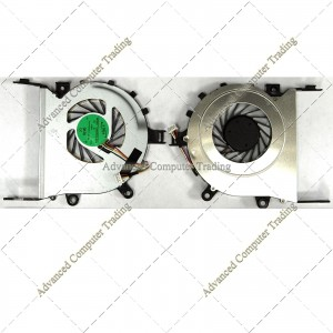 ACER 5820T 4820T 4745G Fan Ab8005hx-Rdb Dfs551205ml0t