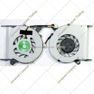ACER Aspire 1410 1410T 1810T Fan Ab4805hx-Tbb (Dc 5V 0.50A)