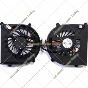 TOSHIBA Satellite L630 Fan Ksb0505ha-A (Dc5v 0.38A)