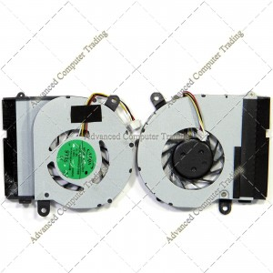 ACER Aspire 1410 1410T 1810Tz (for Intel Dual Core Cpu) Fan Ab6305hx-Rbb