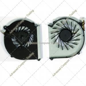 HP Cq43 Cq57 Fan Dfs551005m30t