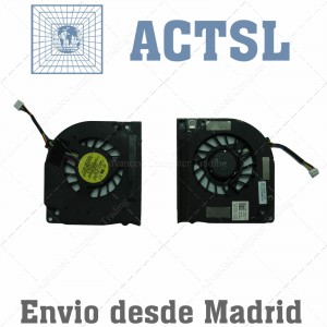 DELL Latitude E5400 E5500 Fan Gb0507pgv1-A 13.V1.B3559.F.Gn 23.10231.021