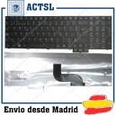 ACER Tm5760 Tm8573 Black Spanish Sp 9Z.N6ssq.00S Aezrjp00010 Kb,I170a.345