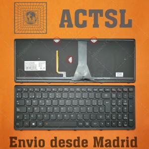 LENOVO G505s Black Frame Black (Backlit,Win8) Spanish Sp 25214143 9Z.Nafbq.G0s Aest7p01210 Nsk-Bmgbq