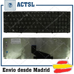 ASUS K53ta Black Spanish Sp V118502ak1 Pk130j22a14