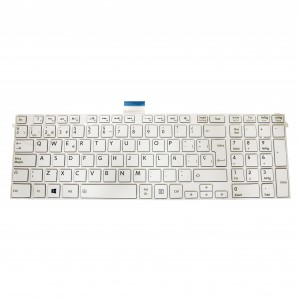 TOSHIBA C850 White (For Win8) Sp Spanish V130562bk3