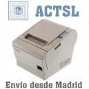 EPSOM TM-T88III  serie/RS232 (9PINES)