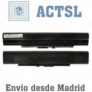Batería para portátil ASUS X5G UL30A UL80J U35 U30