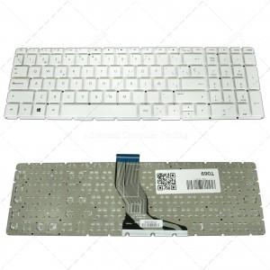 Teclado Español para HP Pavilion 15-BS000NS 15-BS100NS HP 250 255 256 G6 | Blanco | Small Enter
