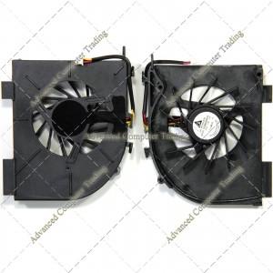 HP Dv5-1000 Dv5t Series/Dv6 Series (For Intel, Discrete Video Card ) Fan Pvb065d05h Ksb0505ha