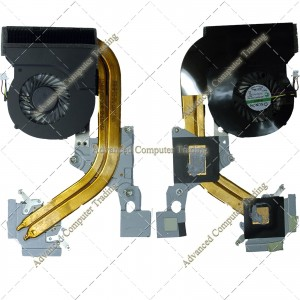 ACER Aspire 4750 (for Discrete Video Card, Heatsink) Version 1 Fan N/A
