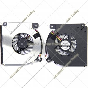 ACER Aspire 3690 5610 5610Z 5630 5650 5680 Fan Ab7505hb-Hb3 Ab7505hx-Hb3 Dfb552005m30t