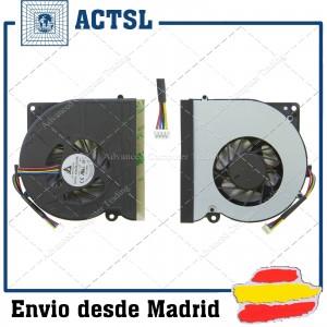 ASUS N61 N61v N61w N61j N61jv N61jq N61vg K72d K72dr Fan Ksb06105hb (Dc05v 0.40A)