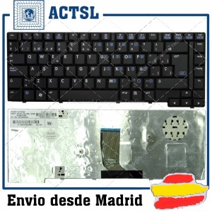 HP 8510P Black With Point Stick Sp 451020-071 6037B0017926 V070526ck1 452229-071